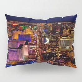 Las Vegas Nevada Skyline Pillow Sham