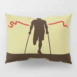 Lab No. 4 -Limitations live only in our minds corporate start-up quotes Poster Pillow Sham