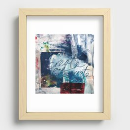 Create and Re-create Recessed Framed Print