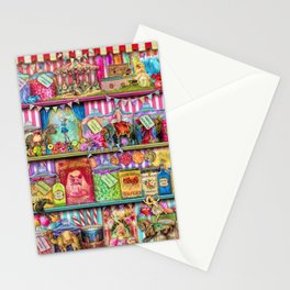 The Sweet Shoppe Stationery Cards