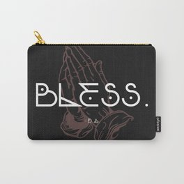 BLESS. Carry-All Pouch