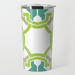 square Travel Mug