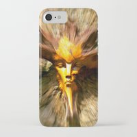 scary iPhone & iPod Cases featuring Scary by ColinBoylett