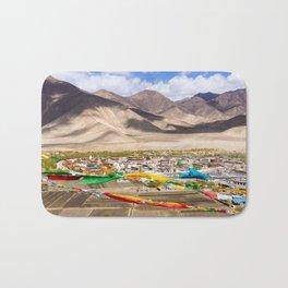 Tibet: Samye monastery & Himalaya Bath Mat