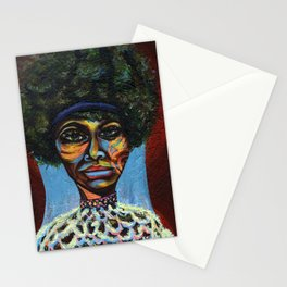 "Eunice ""Nina Simone"" Waymon Stationery Cards"