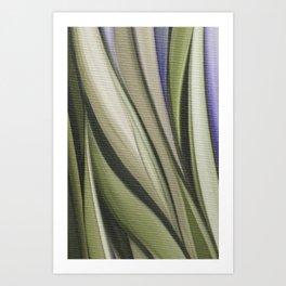 Sinuous Series -993 Art Print