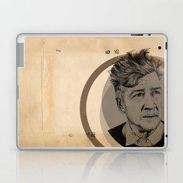 David Lynch Globe Laptop & iPad Skin