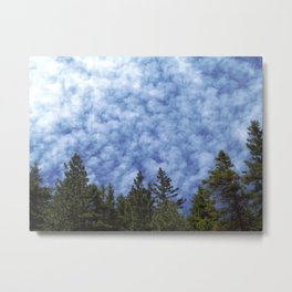 And then the World Ended Metal Print