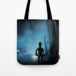 Item Nine Tote Bag
