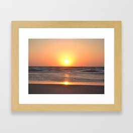 Giver of Light Framed Art Print