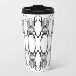 Aztec Beetle Travel Mug