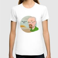 breaking bad T-shirts featuring Breaking Bad by Design Grinder