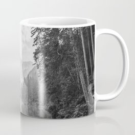 The Perfect View (Black and White) Coffee Mug