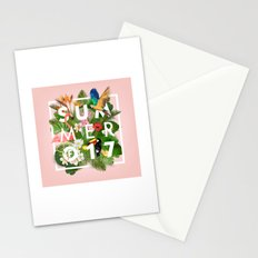 SUMMER of 2017 Stationery Cards