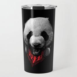 Panda Stylish Travel Mug