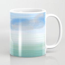Blue Skies and Blue Waters Coffee Mug