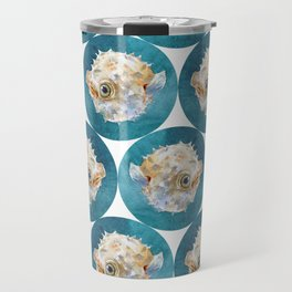 balloonfish Travel Mug