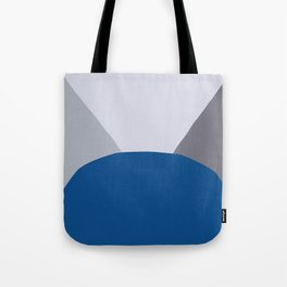 Deyoung Lapis Blue Tote Bag