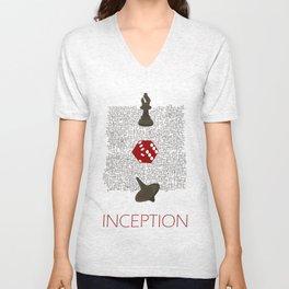 Inception Totem Unisex V-Neck