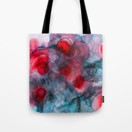 Ink 10 Tote Bag
