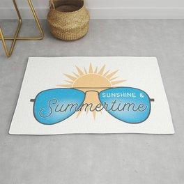 Sunshine & Summer Time Rug