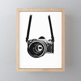 Pentax Daily Framed Mini Art Print