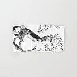 Kinbaku Shibari Hand & Bath Towel