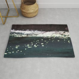 Hot And Cold Rug