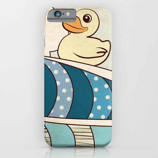 Rubber Ducky iPhone & iPod Case
