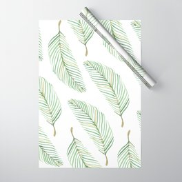 Summer of Palms Wrapping Paper