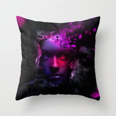She's Always on My Mind Throw Pillow