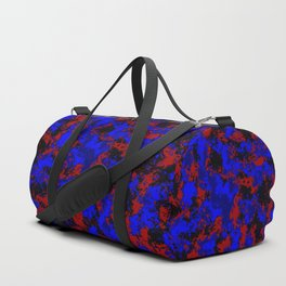 Pop Art Fluid Abstract 58 Duffle Bag