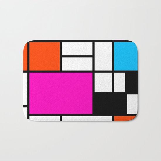 Mondrian Pink by fine2art