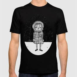 snowgirl T-shirt