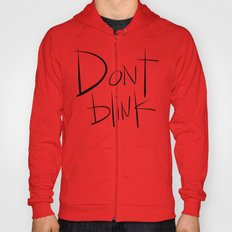 Doctor Who - Don't Blink Hoody