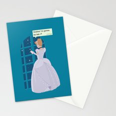 Cinderella - At home before midnight Stationery Cards