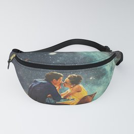 I'll Take you to the Stars for a second Date Fanny Pack