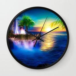Dreamland-big Wall Clock