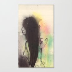 Nude angel Canvas Print