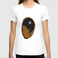 afro T-shirts featuring AFRO  by Robleedesigns
