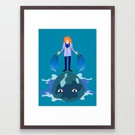 Fujimoto Framed Art Print