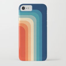 Retro 70s Color Palette III iPhone 7 Slim Case