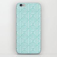 frames iPhone & iPod Skins featuring Frames by • Amanda Khoo •