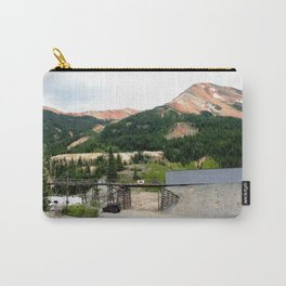 1880's Gold Rush - The Idarado Mine and Red Mountains Carry-All Pouch