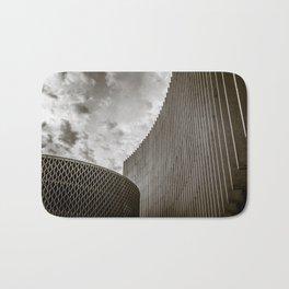 Texturized Brutalism Bath Mat
