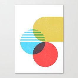 Pinch Canvas Print
