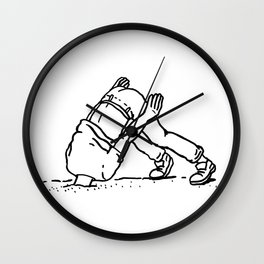 Is it over yet? Wall Clock
