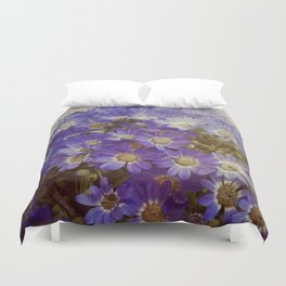 MY BOHEME FLOWERS Duvet Cover