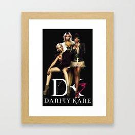 DK3 Framed Art Print