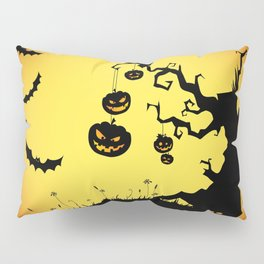 Happy Halloween Pillow Sham